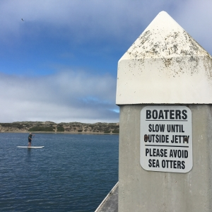 mossl boat launch sign