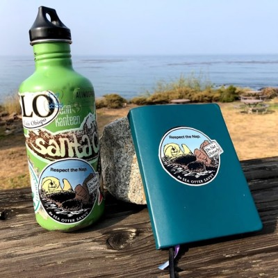 Sea Otter Savvy Sticker